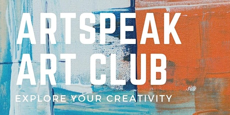 ArtSpeak Art Club tickets