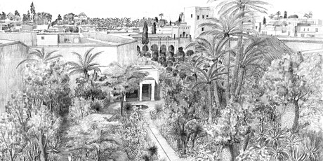 Unforgettable Gardens - Le Jardin Secret, Marrakech tickets