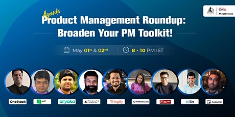 Product Management Roundup: Broaden Your PM Toolkit! tickets