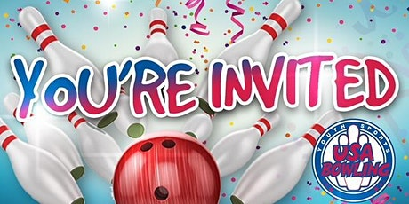 USA Youth Bowling Blastoff Party - FREE Family Fun Day - Springdale Bowling tickets