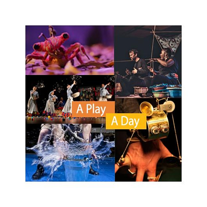 WeeFestival - A Play a Day - May 17 to 21, 2021 image