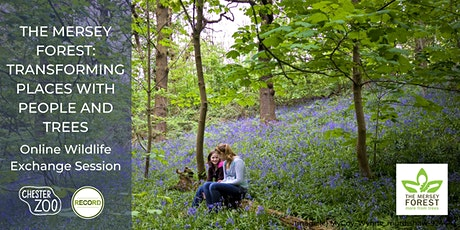 The Mersey Forest: transforming places with people and trees tickets
