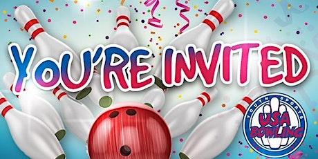 USA Youth Bowling Blastoff - FREE Family Fun Day - Ozark Lanes tickets