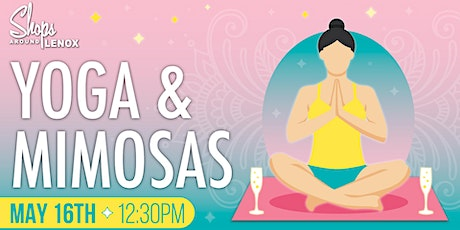 Yoga and Mimosas - May 2021 tickets