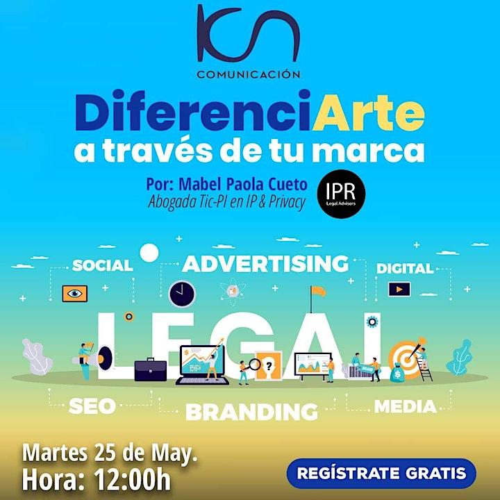 "Imagen de KCN Comunicación ""DiferenciARTE a través de tu marca"" 25May"