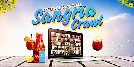 OTTAWA'S VIRTUAL SANGRIA CRAWL | National Sangria Day 2021 tickets