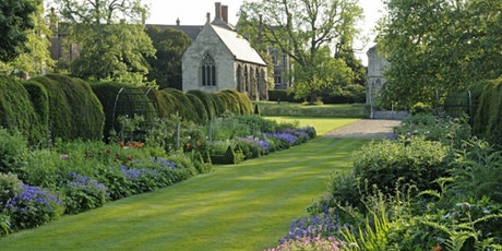 Bishop's House Open Garden in aid of Headway Norfolk and Waveney tickets