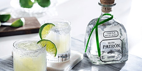 Tequila Patron Cocktail Class tickets