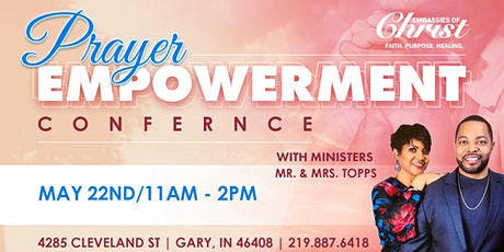 Prayer Empowerment Conference tickets