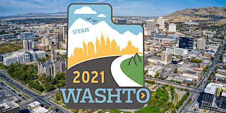 WASHTO 2021 Sponsorship & Exhibitors tickets