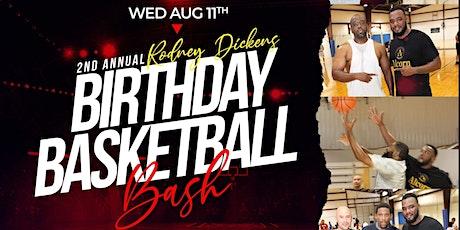 Dj Rod D Birthday Basketball Gathering tickets