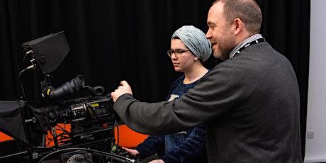 Virtual Backstage Event - Level 3 Production Arts billets