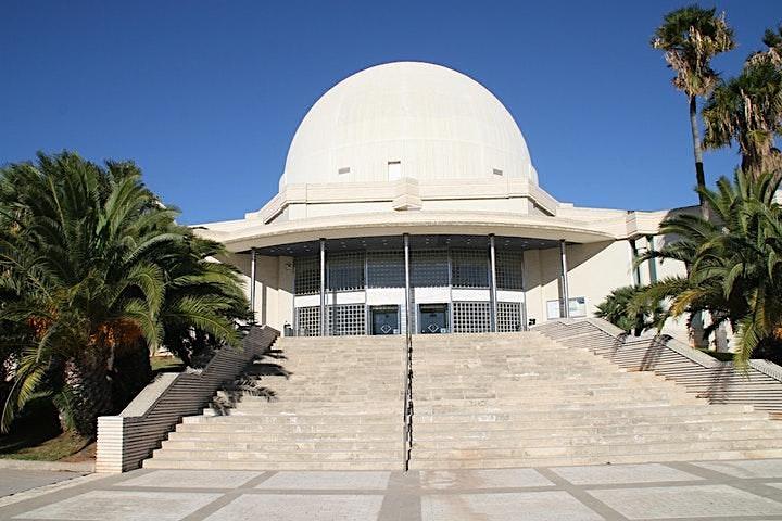 """Imagen de Conferència i Projecció al Planetari """"Dia de la Matèria Fosca"""""""