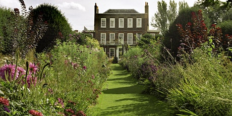 Petersham House Open Garden - Book Launch tickets