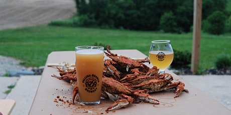 Crabs & Beer at Falling Branch Brewery tickets