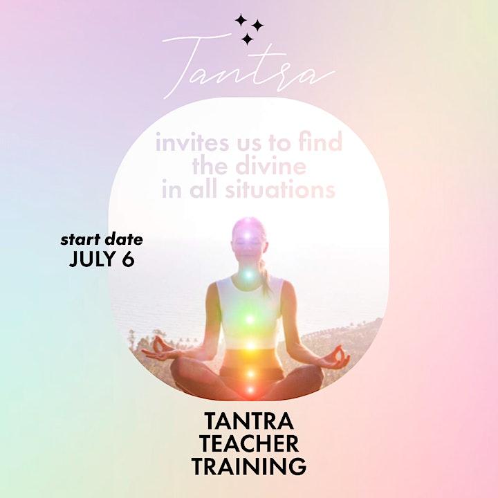 Online Tantra Teacher Training image