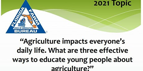 Okaloosa County Farm Bureau Youth Speech Contest tickets