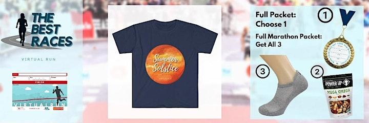 Summer Solstice Virtual Run image