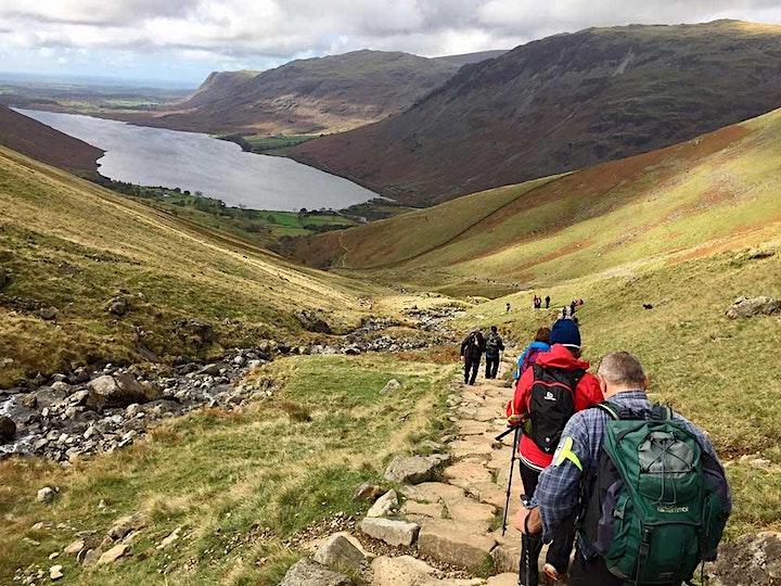 SOLO BREAKS: National 3 Peaks Challenge All Inclusive Weekend 16/07/2021 image