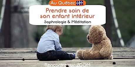 Prendre soin de son enfant intérieur - Méditation/Sophrologie guidée billets