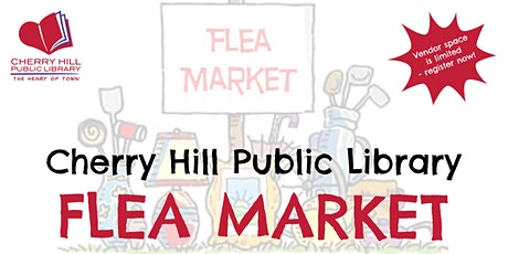 CHPL Flea Market tickets