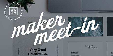 Maker Meet-in: Creating with Canva tickets