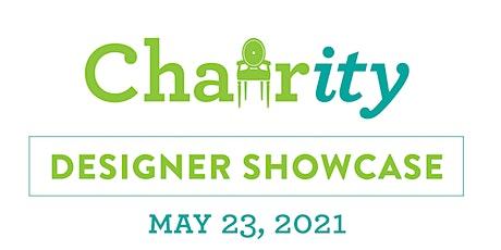 Chairity Designer Showcase tickets