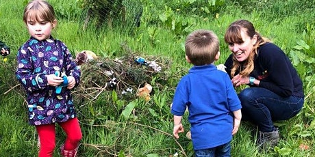Forest Families - Forest school  adventure day for the whole family! tickets