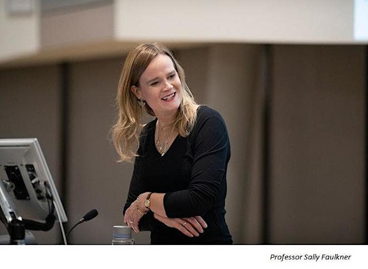 Professor Janice Kay in conversation with Susannah Poulton image