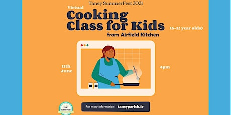 Cooking Class for Kids from Airfield Kitchen tickets