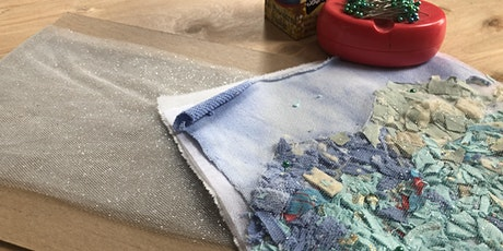 Digital Workshop: Confetti Quilting With Madeline Wall tickets