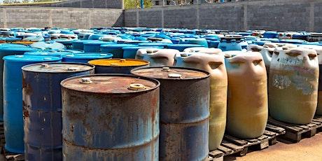 Regulación de Residuos: Recomendaciones técnicas y legales - Curso Gratuito biglietti