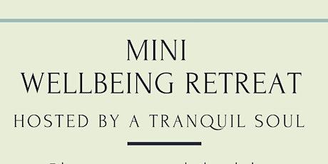 Mini Wellbeing Retreat tickets