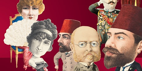 The Characters of Yusuf Franko: An Ottoman Bureaucrat's Caricatures tickets