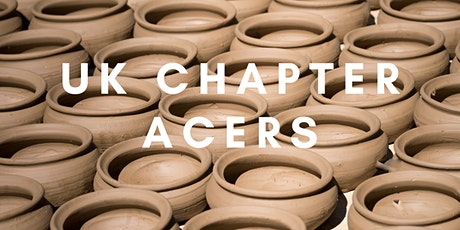 UK Chapter ACERS workshop: Sustainable Ceramic Manufacturing tickets