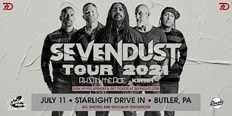 Sevendust tickets