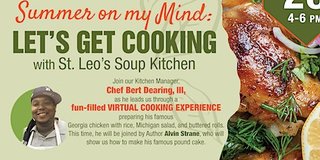 Summer On My Mind: Let's Get Cooking! tickets