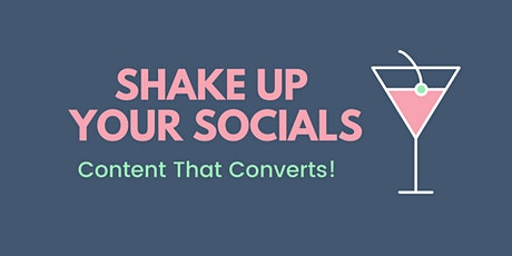 Masterclass: Content That Converts! tickets
