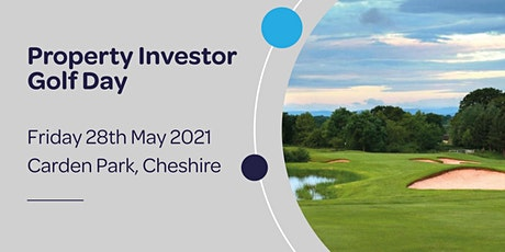 Property Investor Golf Day - May 2021 tickets