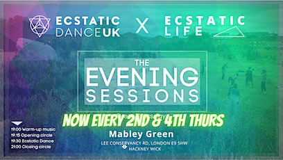 The Evening Sessions - Dance through Sunset Every Second & Fourth Thursday tickets