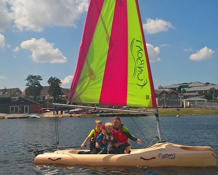Funboat Sailing - May 2021 image