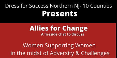 Allies for Change: Women Supporting Women tickets