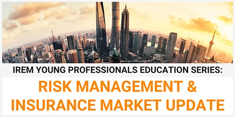 IYP Education Series: Risk Management Strategies & Insurance Market Update tickets
