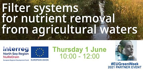 Nutrient Removal for Agricultural Waters - NuReDrain Webinar tickets