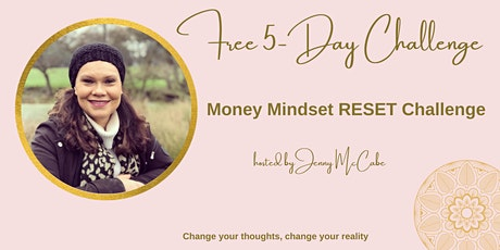 5 Day Money Mindset RESET Challenge tickets