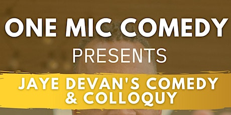 Comedy & Colloquy tickets