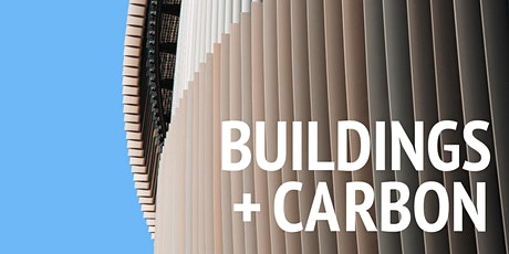 Buildings and Carbon | Green Building Training Program tickets