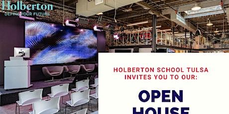 The Holberton School Tulsa: Open House tickets
