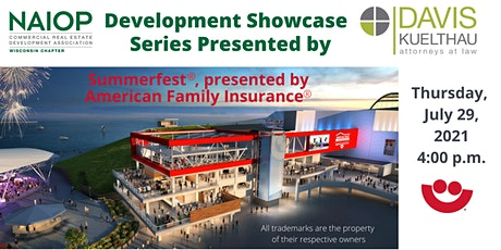 Summerfest®, presented by American Family Insurance® Development Showcase tickets