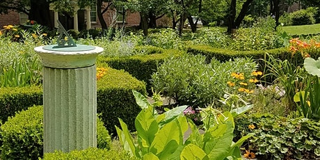Ten Broeck Mansion Architecture & Gardens Talk tickets